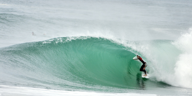 photo surf andy irons tube la graviere